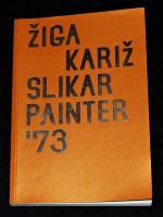 Slikar Painter '73