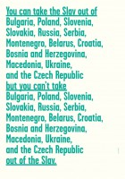 Slavs (poster)