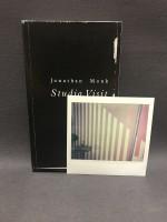 Jonathan Monk - Studio Visit (polariod a)