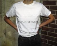 Thomas Bernhard t-shirt (L)