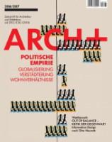 ARCH+ #206/207: Politische Empirie