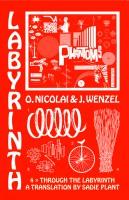 Labyrinth. Four Times Through the Labyrinth (English Translation)