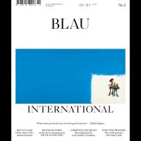Blau International #2 (blue)