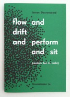 OMP 74: (random but in order) flow and drift and perform and sit