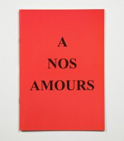 A Nos Amours