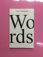 Archie Chekatouski - Words