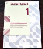 Bauhaus Magazine #1