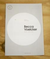 Esgyn / Uprisings: Becca Voelcker