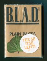 B.L.A.D. #6: Plain pages