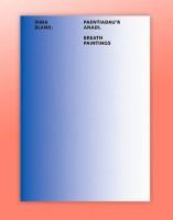 Paentiadau'r anadl/ Breath Paintings