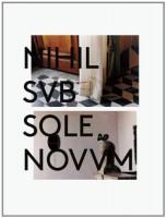 Nihil sub sole novum