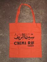 Cinema Rif Tanger Tote Bag