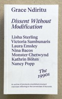 Dissent Without Modification