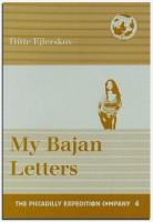 My Bajan Letters