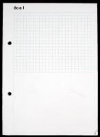 ECAL Notepad A5