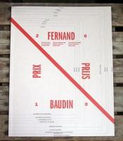 Prix Fernand Baudin Prijs 2010 Catalogue