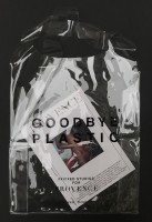 Goodbye Plastic bag edition