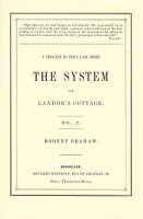The System of Landor's Cottage: A Pendant to Poe's Last Story