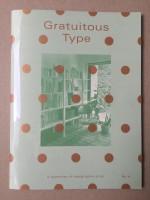 Gratuitous Type Issue 4