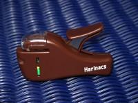 Harinacs - staple-free stapler