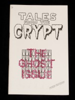 Tales from the Crypt: The Ghost Issue