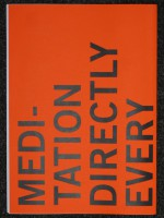 Meditation Directly Every Weekend 10 Days Memento 05/01/15
