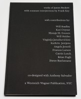 Works of James Beckett with constant interjections by Frank Key
