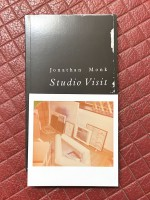 Jonathan Monk - Studio Visit (polariod b)