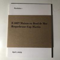 E.1027 Maison en Berd de Mer Roquebrune-Cap-Martin (portfolio 1+2)