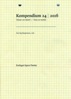 Kompendium 24, Tekster om tekstil/Texts on textiles