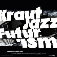 Kraut Jazz Futurism (vinyl)