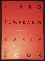 Libro Temprano Early Book