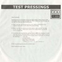 Testpressing #006