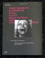 mono.kultur #39 Terre Thaemlitz / DJ Sprinkles: The Arrogance of Optimism