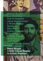 Rabih Mroué: A BAK Critical Reader in Artists' Practice