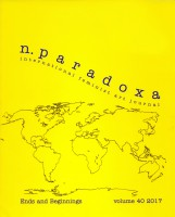 n.paradoxa vol. 40 Ends and Beginnings