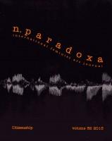 n.paradoxa #32