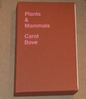 Plants & Mammals