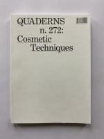 QUADERNS #272: Cosmetic Techniques