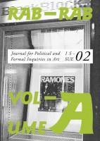 RAB-RAB JOURNAL ISSUE#02