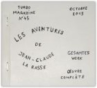 Turbo Magazine #45: Les aventures de Jean-Claude La Rasse