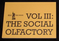 The State Vol III: The Social Olfactory
