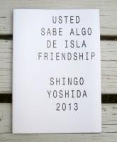 *Includes DVD* USTED SABE ALGO DE ISLA FRIENDSHIP