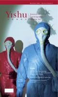 Yishu   Journal of Contemporary Chinese Art - Vol.8, No.2