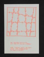 Yona Friedman Print Untitled 05
