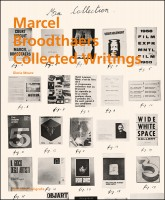 Marcel Broodthaers – Collected Writings